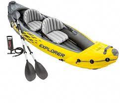 Foremost Inflatable Kayak
